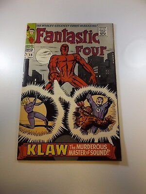 Fantastic Four #56 FN condition Huge auction going on now!