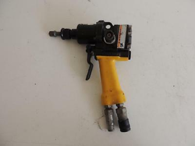 """Stanley Id07 Hydraulic Powered Impact Wrench Drill 7/16""""   Id 07 Lineman Tool"""