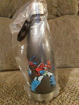 Transformers 17fl oz Water bottle! Lootcrate exclusive 2017!!