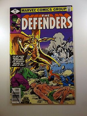 "The Defenders #79 ""Chains of Love!"" Beautiful VF Condition!!"