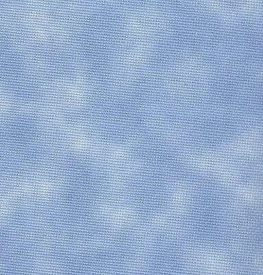 Fabric Flair Cloud Dark Blue 14 count Aida -  approx 45 x 50cm