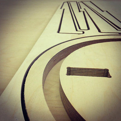 CNC Cutting Service - Bristol - Plywood, MDF, Acrylic, Routing, Engraving