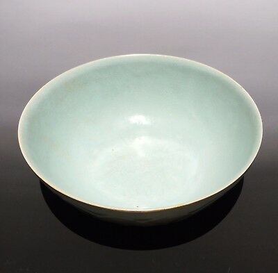 Northern Song Dynasty??a Ru Guan Kiln Celadon Bowl(244)