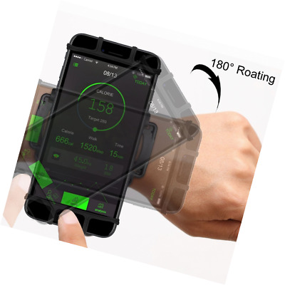 VUP+ pwup02h IPhone 7 Armband, Wristband Phone Holder For Running Exercise And W