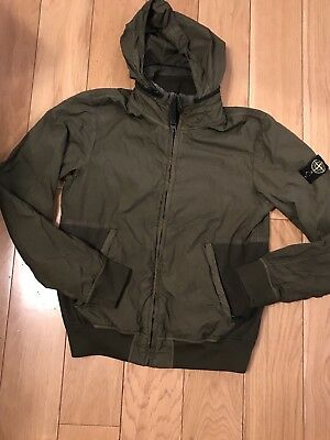 Junior Boys Stone Island Jacket