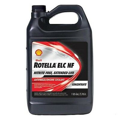 Rotella ELC Nitrite Free Antifreeze/Coolant Concentrate  - 6 Gallons