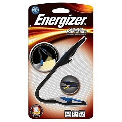 DLC-Energizer Book Light NICHIA LED Lamp Use 10 Hours With Two CR2032  Batteries