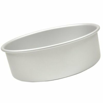 Fat Daddio's Anodized Professional Series Round Cake Pan, 12-Inch x 3-Inch, New