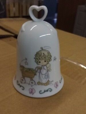 Precious Moments 1995 Bringing God's Blessings Bell mint condition