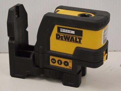 (21585) Dewalt DW0811 SELF-LEVELING 360 DEGREE LINE AND VERTICAL LINE LASER
