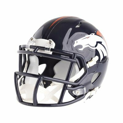 Riddell Mini Football Helm - NFL Speed Denver Broncos