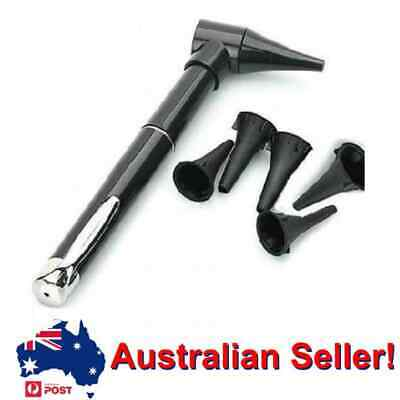 Pen Style Medical Ear Nose Throat Infection Diagnostic Earcare Otoscope Light