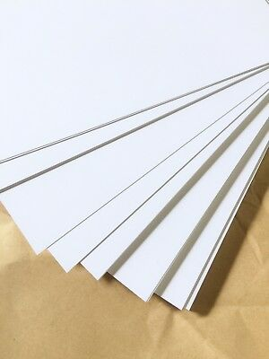 A4 White Premium Smooth Cardstock 330GSM (Pack of 10) - 21 cm x 29.7 cm