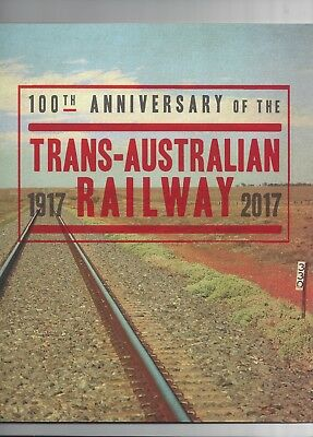 Australia 2017 Trans-Australian Railway Collection Limited Edition of 53/200