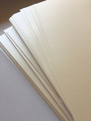 Champagne (Opal) Shimmer Metallic Paper 120GSM (Pack of 50) - 21 cm x 11 cm