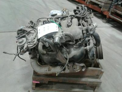 96 97 98 Quest Engine 3.0L Vin W Or 1 8Th Digit Vg30E 320949
