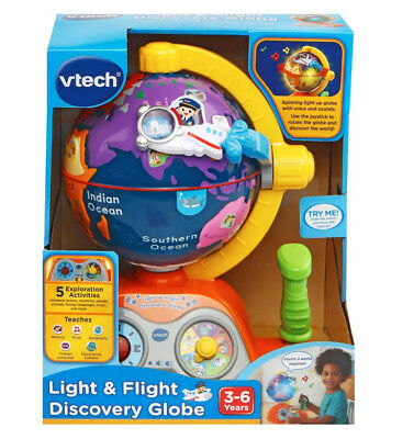 VTech Light and Flight Discovery Globe