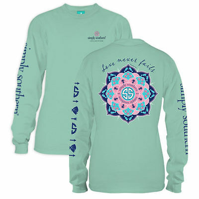 Simply Southern Never Long Sleeve