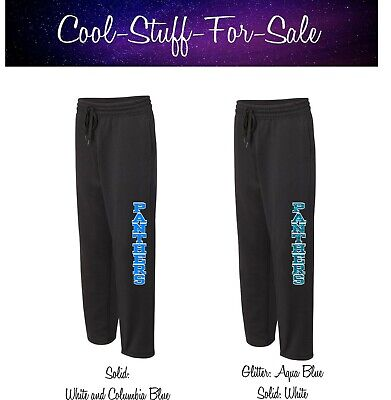 New York Giants Football Unisex Performance Sweatpants with Pockets