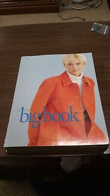 Vintage JCPenney Big Book Catalog Fall Winter 2000