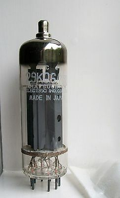 PL521 Vacuum Tube Radio Valve 29KQ6 Brand New Old Stock Cleaned And Tested