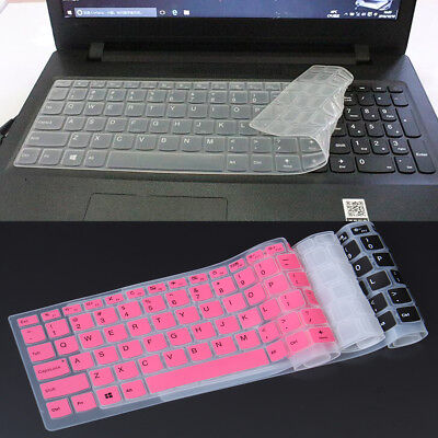 TPU Silicone Notebook Keyboard Cover Protector For Lenovo Ideapad 510-15 15.6''