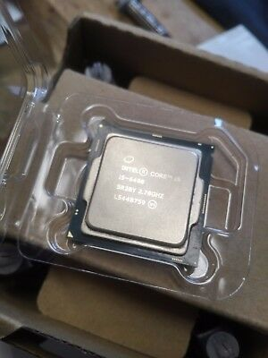 Intel Core i5 6400 Quadcore Skylake