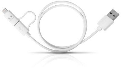 Fresh ´n Rebel Lightning & USB-Micro-Kabel (0,5m)