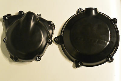 KTM engine guard SET 2012-2016 EXC XCW450/500 clutch+ignition cover protection