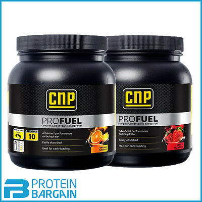 CNP Pro Fuel 500g Energy Carbohydrate Supplement Carb Powder Best Before Dec 18