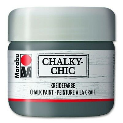 Marabu Chalky-Chic 225 ml, schiefer Marabu 026125174