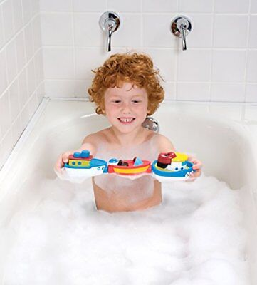 ALEX Toys Rub a Dub Magnetic Boats in the Tub, New