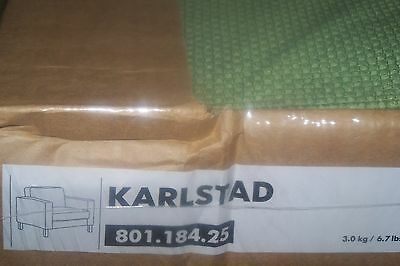 New Ikea Karlstad COVER SET ONLY for Armchair in Korndal Green