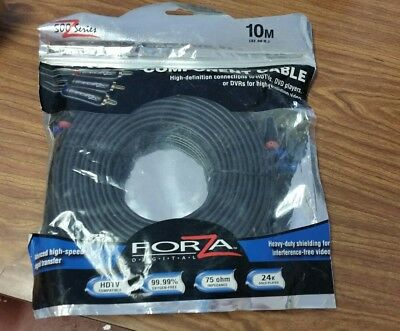 Forza Digital 500 series 10 M Component Cable Advanced Speed Signal transfer