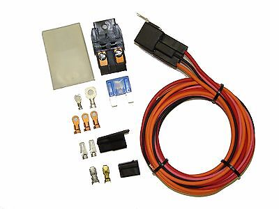American Auto Wire Heavy Duty FAN RELAY KIT 70 amp will work Cooling Components
