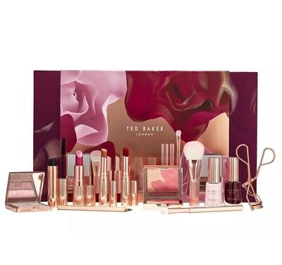BRAND NEW - Ted Baker Ted's Bouquet Cosmetic Collection Make Up Gift Set