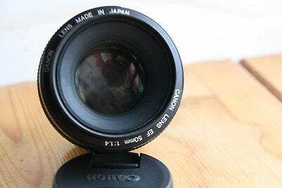 Canon EF 50 mm F/1.4 EF USM for Canon - Black