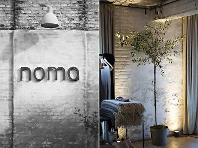 Reservations at Noma In Copenhagen 22 March 12:45
