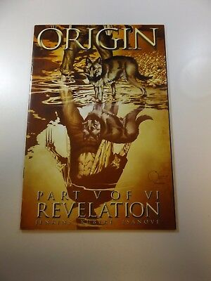 Wolverine The Origin #5 VF condition Free shipping on orders over $100.00!