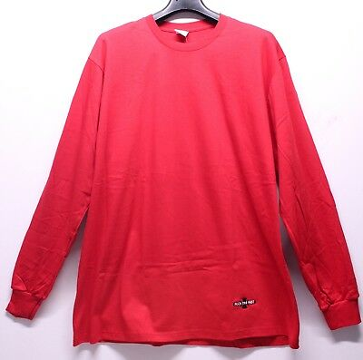 SUPREME X INDEPENDENT Trucking Company Red L/S Shirt Men's Size XL FW17T6  New