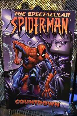 The Spectacular Spider-Man Volume 2 Countdown Marvel TPB Jenkins Ramos Doc Ock