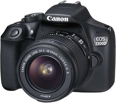 Canon EOS 1300D Kit (18-55mm IS)