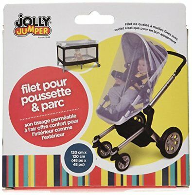 Jolly Jumper Insect Bug Net Stroller Car Seat, New