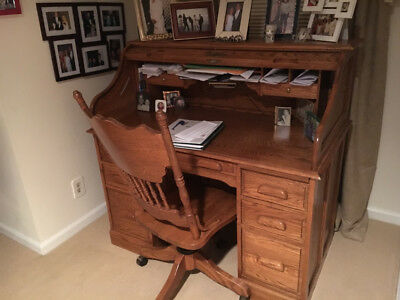 antique roll top desk PICK UP ONLY, Northport NY