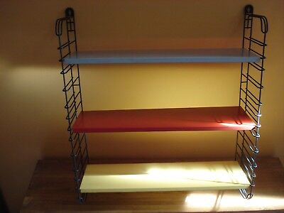 Rare/etagere Tomado/3 Couleurs/holland/annees 60/atomic/vintage/space Age