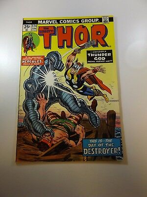 Thor #224 VF- condition MVS intact Huge auction going on now!