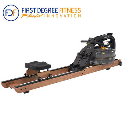FDF Fluid Apollo Hybrid AR Water Rower Exercise Rowing Machine (AU SELLER)