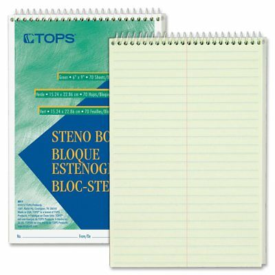 Tops Steno Pads (TOP8011)