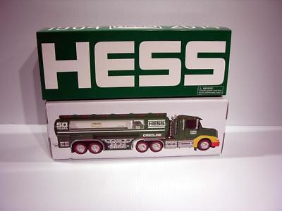 2014 Hess Tanker Collector's Edition - 50th Anniversary