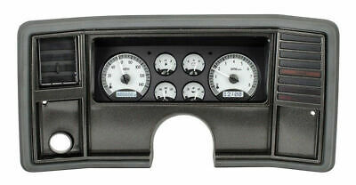 Dakota 78 -88 Chevy Monte Carlo Analog Dash Gauge System VHX-78C-MC-S-W